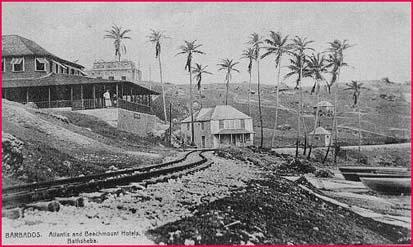 Atlantis Hotel circa 1883