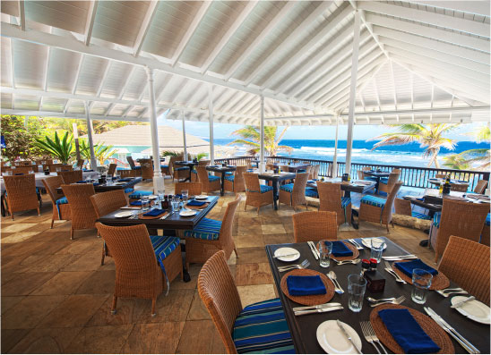The Atlantis Hotel - Dining